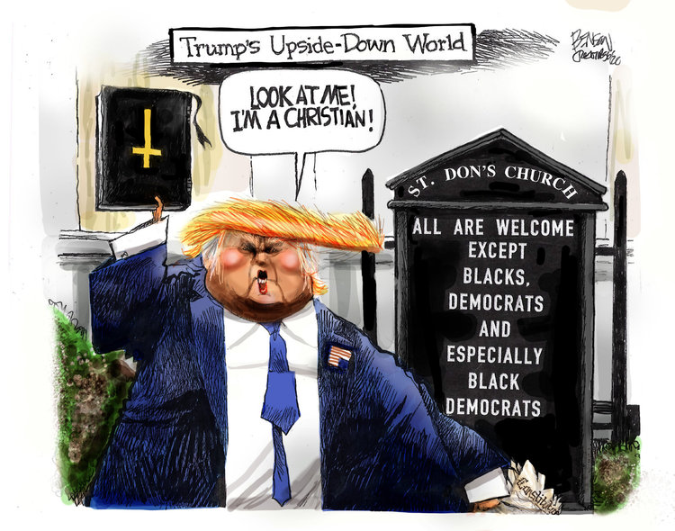 Steve Benson Comic Strip for June 05, 2020