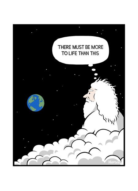 Foolish Mortals Comic Strip for November 19, 2012