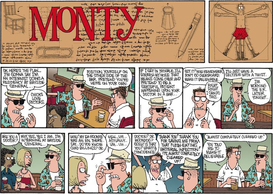 Monty for Sep 16, 2012 Comic Strip
