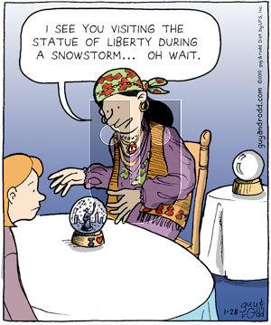 Brevity - Thursday January 28, 2010 Comic Strip