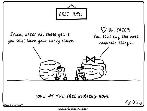 Eric the Circle for Feb 24, 2013 Comic Strip