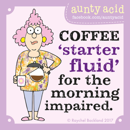 Aunty Acid for July 19, 2017 Comic Strip
