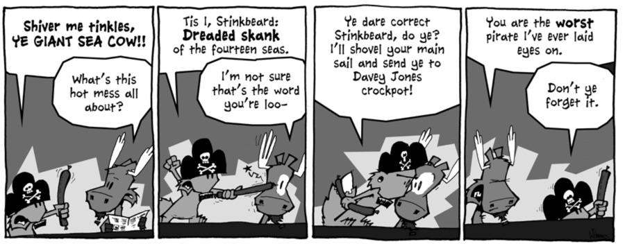 Pinkerton Comic Strip for July 07, 2019