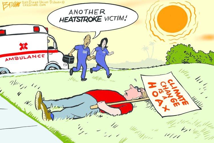 Steve Breen Comic Strip for June 22, 2021