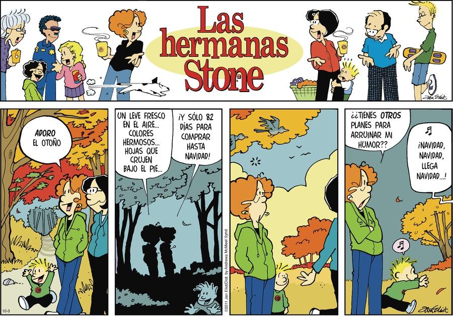 Las Hermanas Stone by Jan Eliot on Sun, 03 Oct 2021