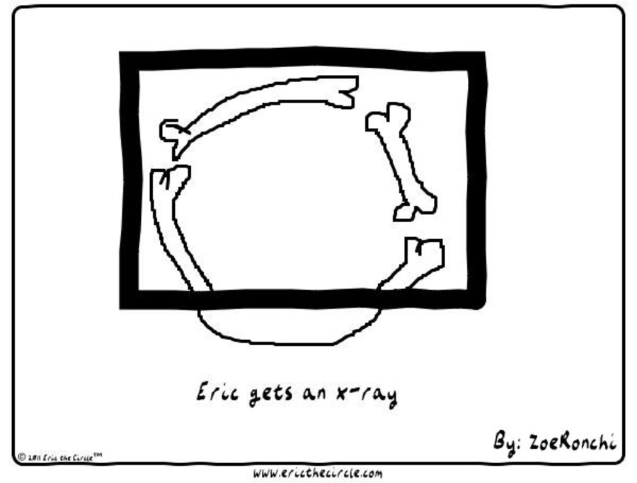 Eric the Circle for Oct 3, 2012 Comic Strip