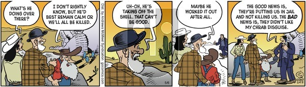 Alley Oop on Thursday May 6, 2021 Comic Strip