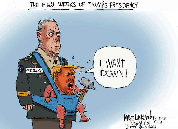 Mike Luckovich Comic Strip for September 16, 2021
