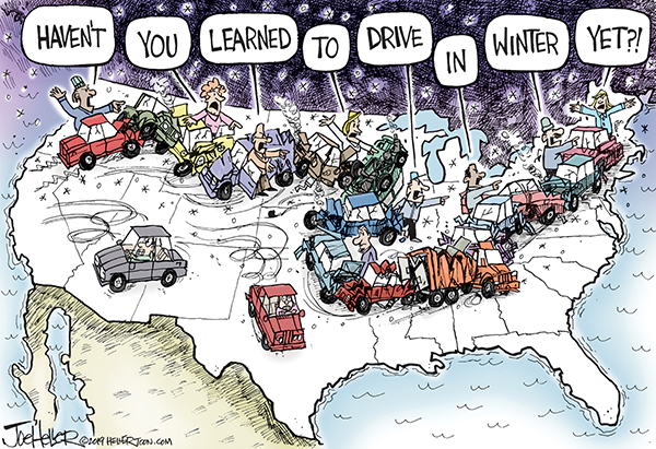 Joe Heller by Joe Heller for February 18, 2019