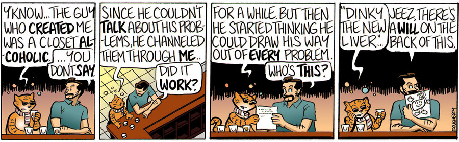 Beardo Comic Strip for January 11, 2013
