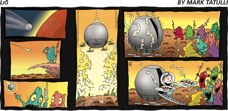 Lio for Apr 4, 2010 Comic Strip