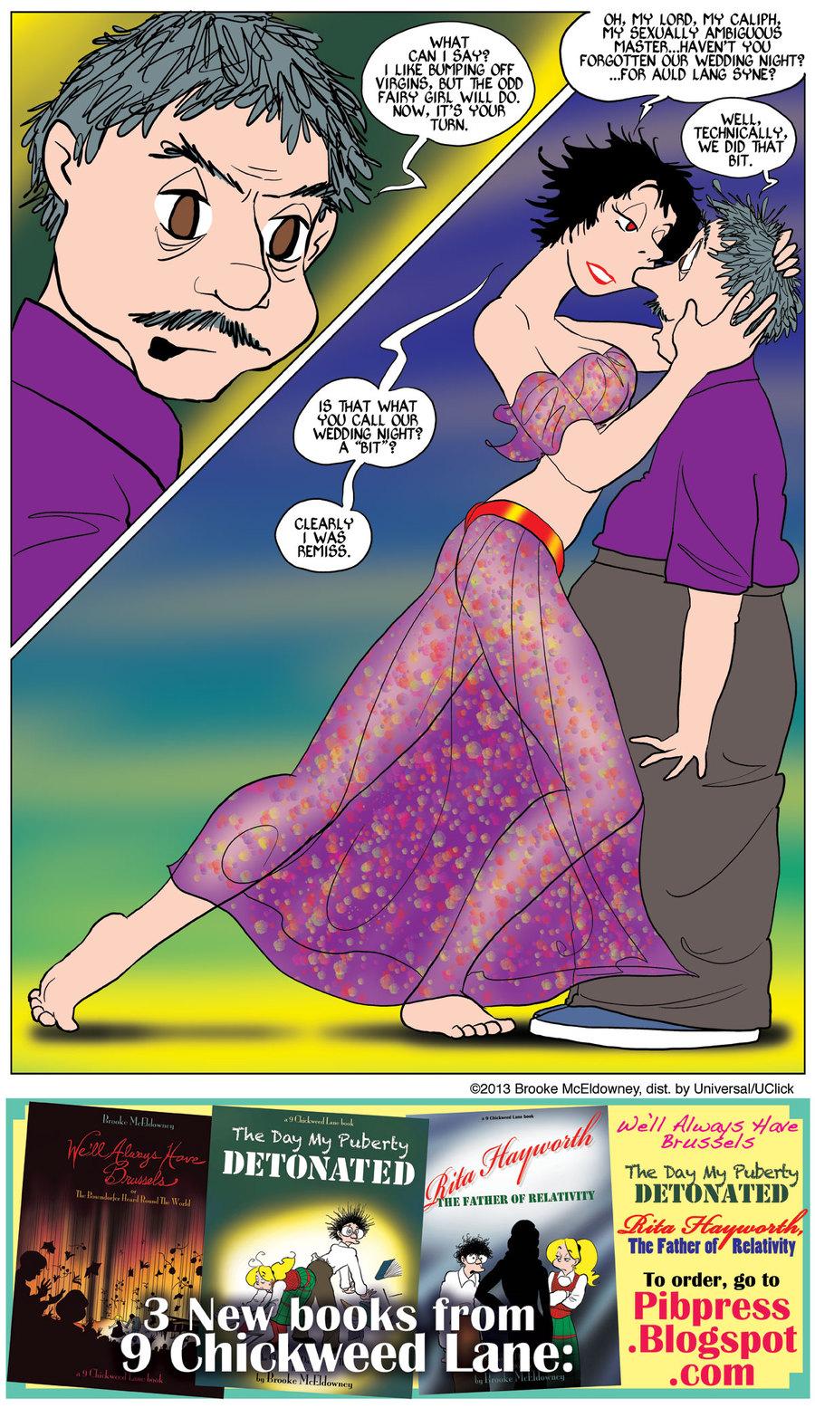 Pibgorn for Jun 17, 2013 Comic Strip