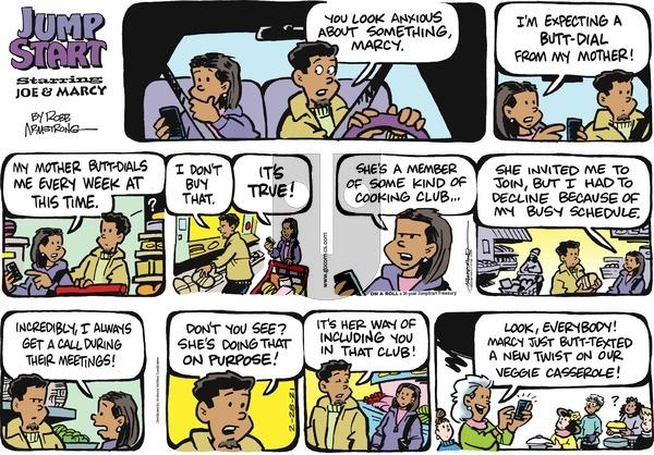 JumpStart - Sunday February 28, 2021 Comic Strip