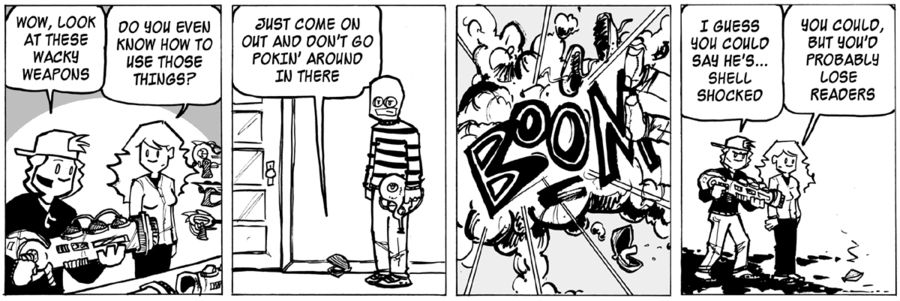 Ordinary Bill Comic Strip for May 17, 2013