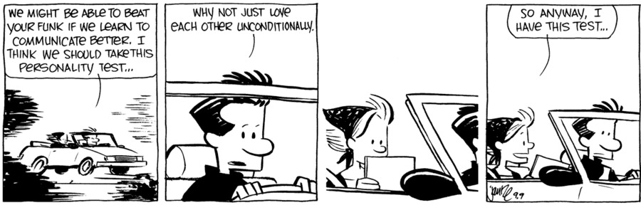The Norm Classics Comic Strip for March 09, 2020