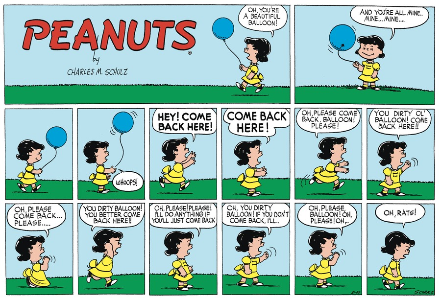 Peanuts Begins by Charles Schulz on Sat, 08 May 2021