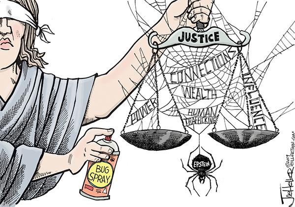 Joe Heller Comic Strip for July 10, 2019