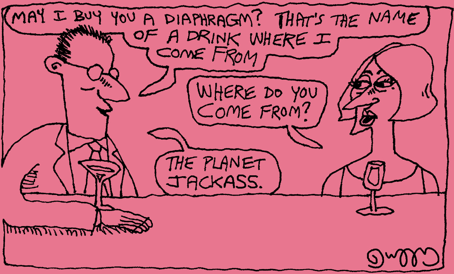 Lug Nuts Comic Strip for April 12, 2021