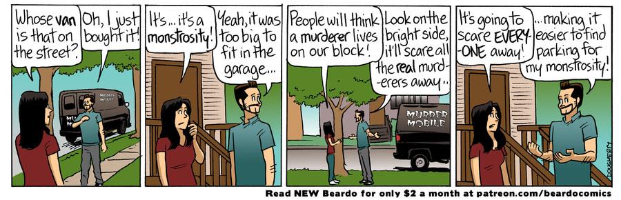 Beardo by Dan Dougherty on Fri, 24 Sep 2021