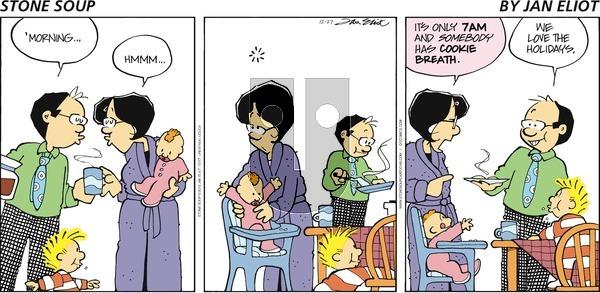 Stone Soup on Sunday December 27, 2009 Comic Strip
