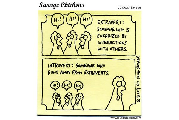 Chicken 1: Hi! 