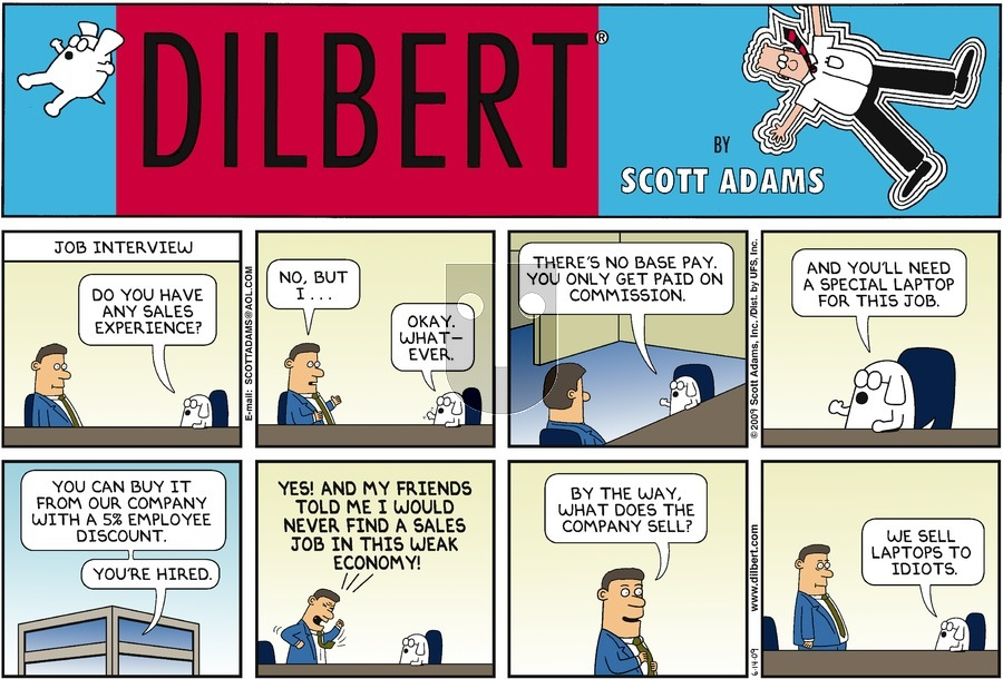Purchase Comic Strip for 2009-06-14