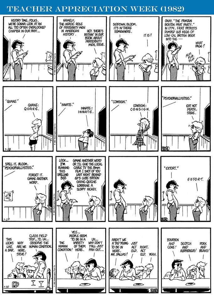Bloom County 2019 Comic Strip for May 10, 2016