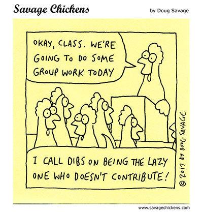 Savage Chickens by Doug Savage on Mon, 19 Apr 2021