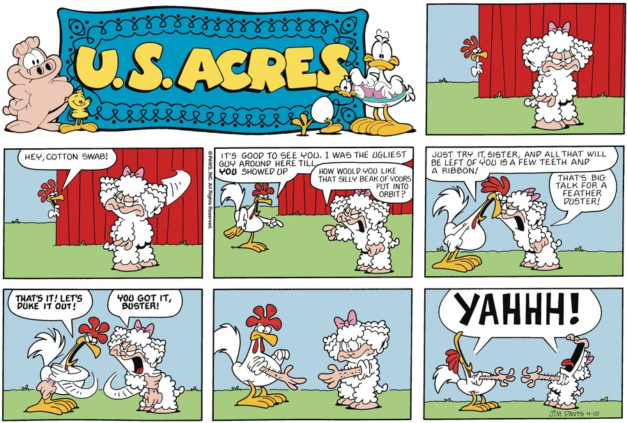 U.S. Acres for Apr 7, 2013 Comic Strip