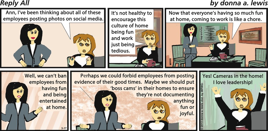 Reply All for Mar 17, 2013 Comic Strip