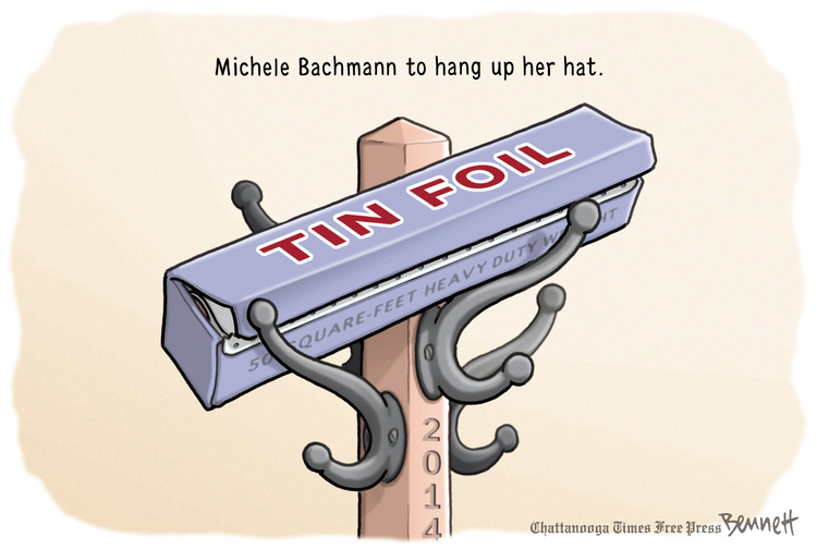 Clay Bennett Comic Strip for May 30, 2013