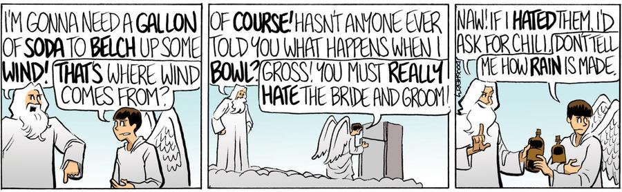 Beardo for Mar 14, 2013 Comic Strip