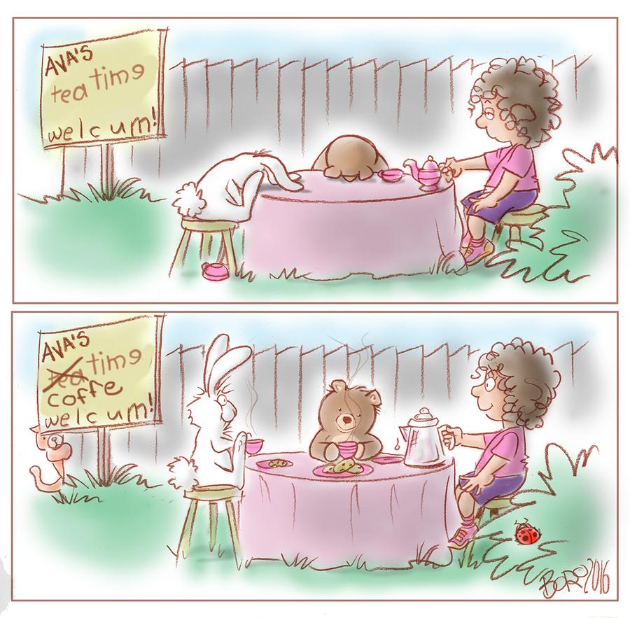 Speechless Comic Strip for April 15, 2016
