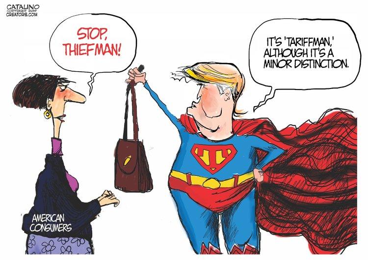 Ken Catalino Comic Strip for May 15, 2019