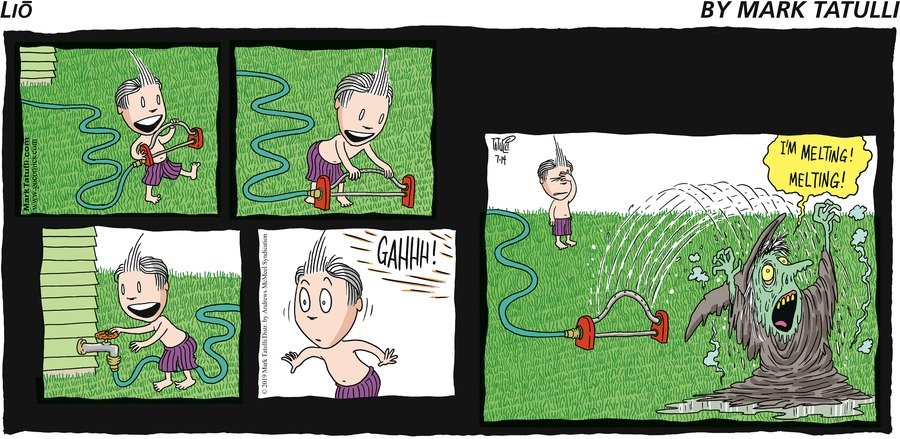 Lio Comic Strip for July 14, 2019
