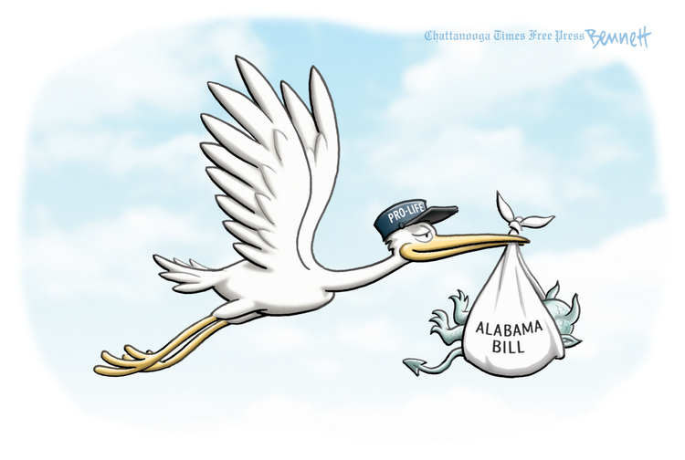 Clay Bennett by Clay Bennett for May 16, 2019