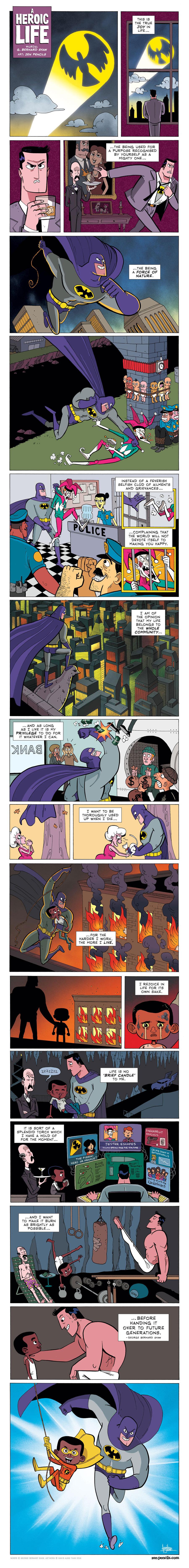Zen Pencils Comic Strip for January 21, 2019