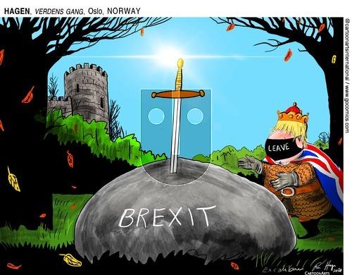 ViewsEurope - Sunday November 22, 2020 Comic Strip