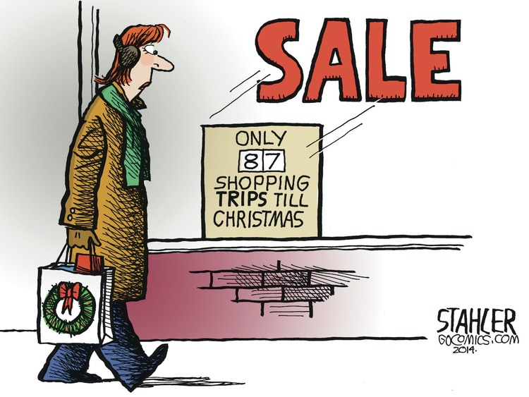 Jeff Stahler Comic Strip for November 09, 2014