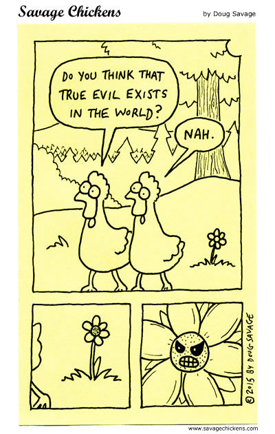Savage Chickens by Doug Savage for February 21, 2019