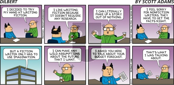 Dilbert on Sunday August 25, 2019 Comic Strip
