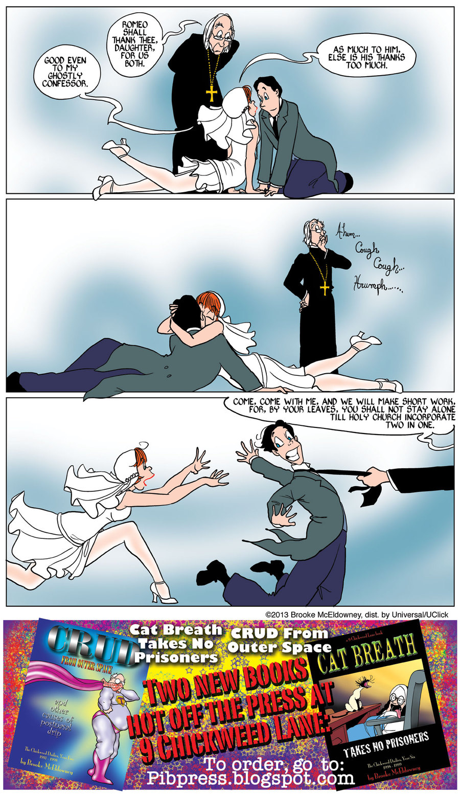 Pibgorn for Jan 10, 2014 Comic Strip