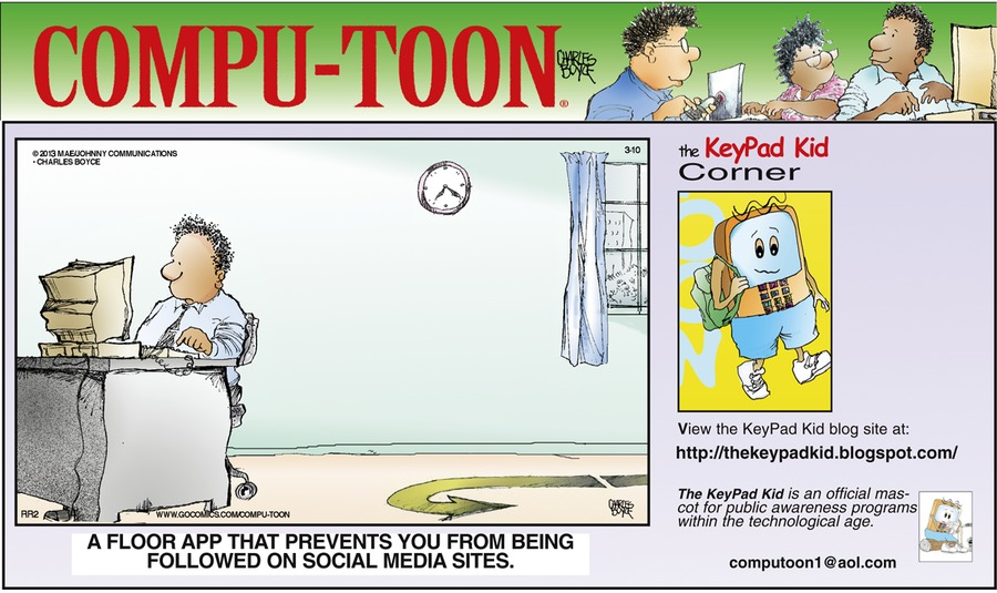 Compu-toon for Mar 10, 2013 Comic Strip