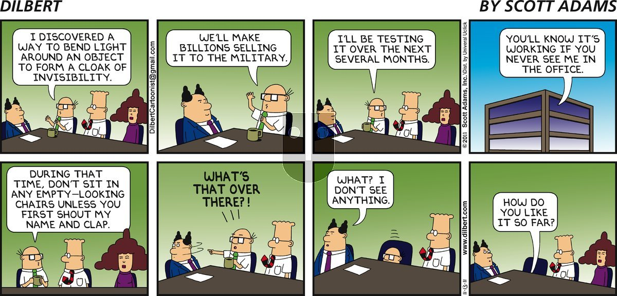 Purchase Comic Strip for 2011-11-13
