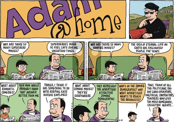 Adam@Home on Sunday June 10, 2012 Comic Strip
