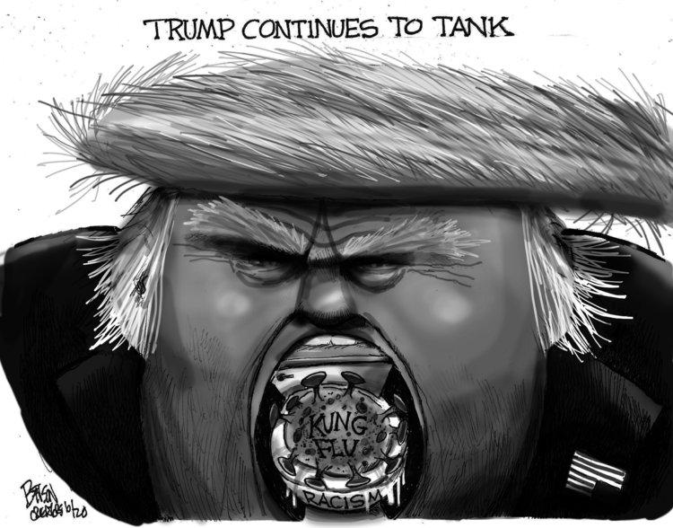 Steve Benson Comic Strip for June 24, 2020