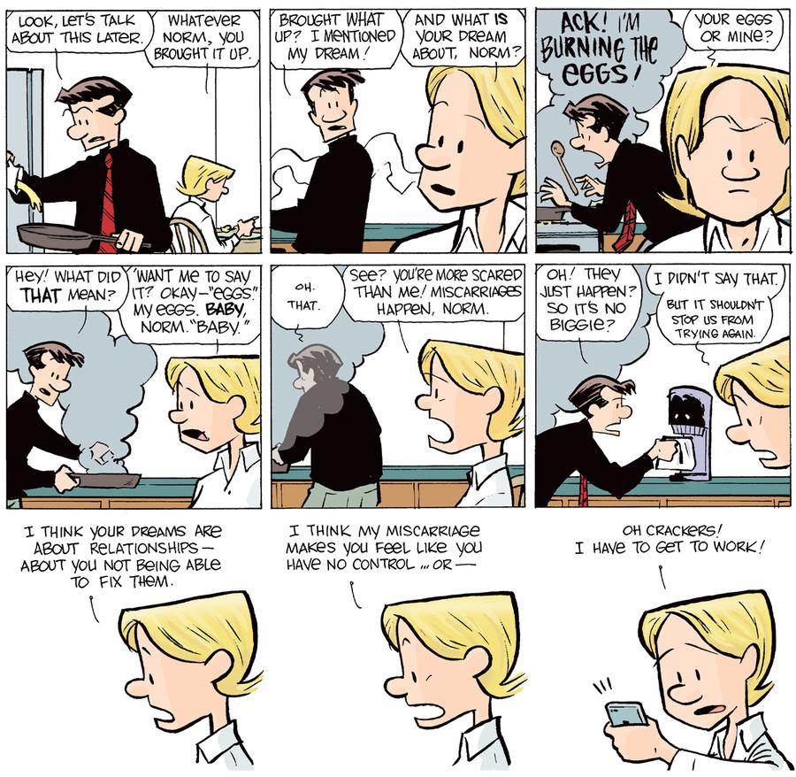 The Norm Classics Comic Strip for April 01, 2020