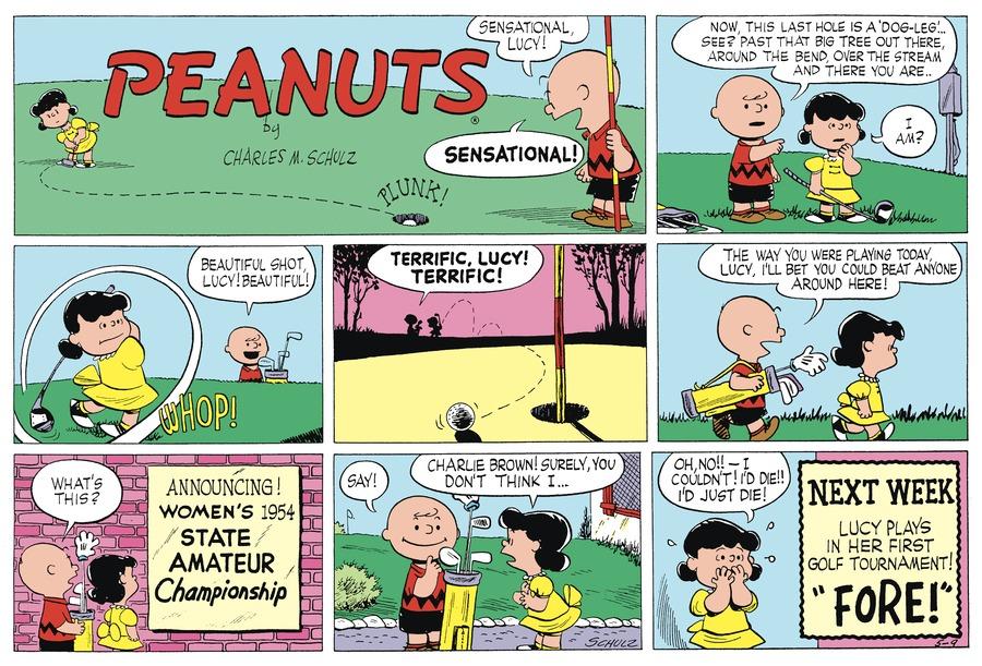 Peanuts Begins for August 10, 2018 Comic Strip