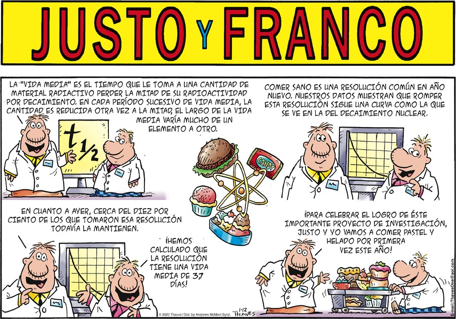 Justo y Franco by Thaves on Sun, 12 Jan 2020