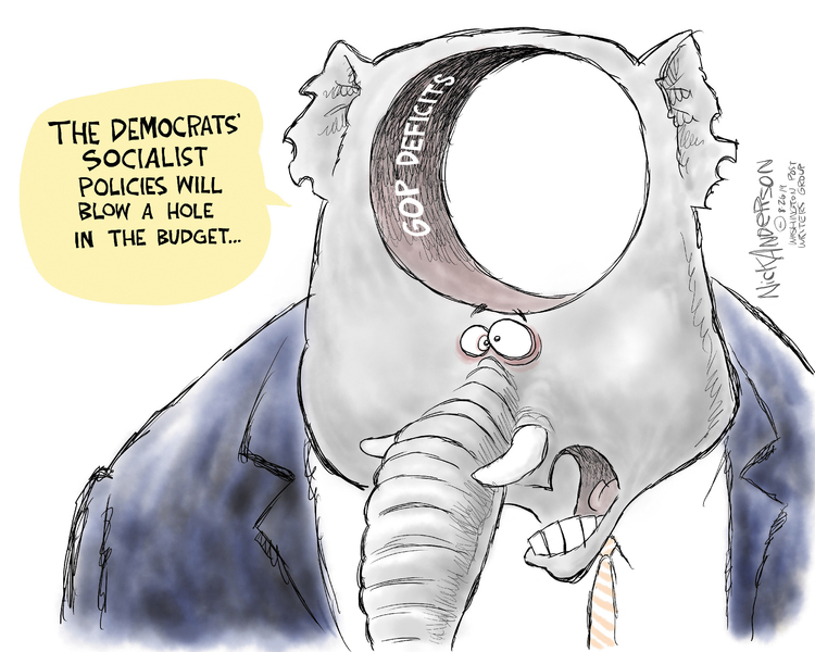 Nick Anderson by Nick Anderson for August 27, 2019